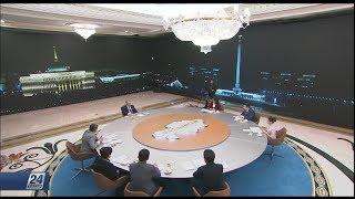 Полная версия интервью Нурсултана Назарбаева