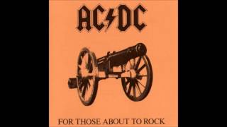AC/DC- For Those About to Rock (We Salute You) (HQ)