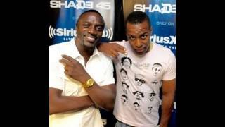Akon Ft. O.T. Genasis  DJ Whoo Kid - Ride Daddy lyrics