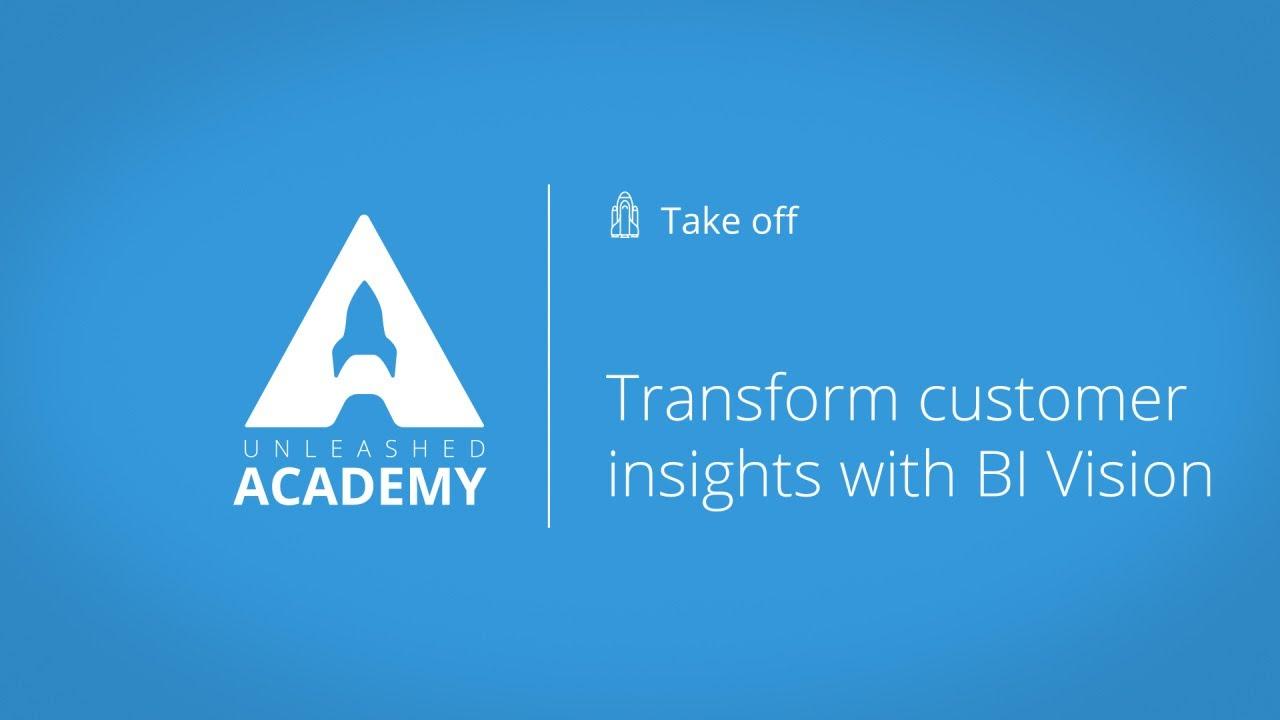 Transform customer insights with BI Vision YouTube thumbnail image