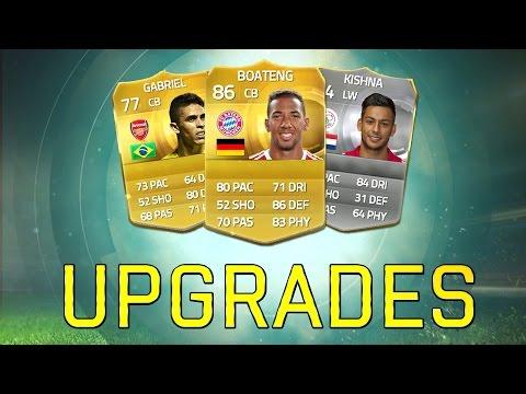 NEW UPGRADES! 80 PACE BOATENG + GABRIEL – FIFA 15