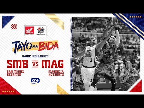 [Sport5]  Highlights: San Miguel vs Magnolia | PBA Philippine Cup 2020