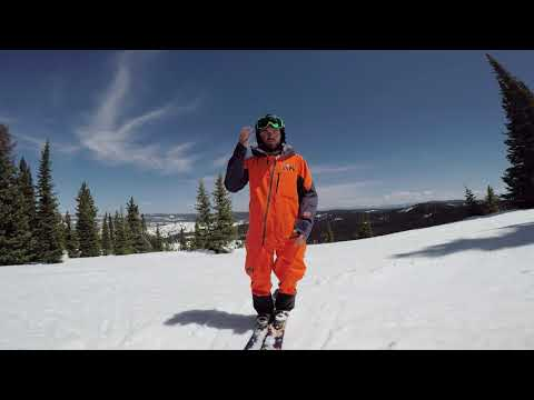 The ULLR Powder Suit reviewed by Micheal Maroney