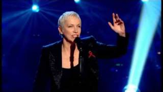 Annie Lennox - Universal Child (Strictly Come Dancing, 13.11.2010)