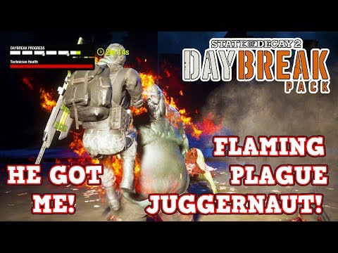 DAYBREAK IS AMAZING! (PLAGUE JUGGERNAUT, CLEO WEAPONS