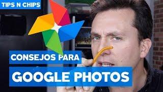 Lo mejor de Google Fotos - #TipsNChips con @japonton