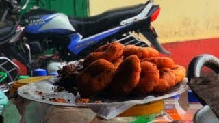 Tea shop in Nilambur Jetty, Andaman