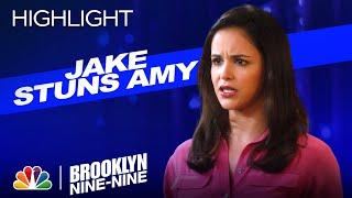 Jake Reveals His True Feeling for Amy - Brooklyn Nine-Nine