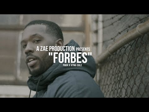 Phor x Kyng Cole - Forbes (Official Music Video) Shot By @AZaeProduction