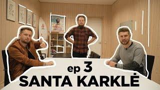SANTA KARKLĖ | Kaip daryti komediją (ft. Katleris ir Stonkus)