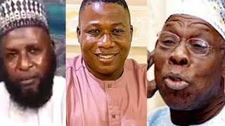 THE POPULAR CLERIC SHEIKH AKEUGBAGOLD CRIES OUT TO OBASANJO FOR RESCUE IGBOHO FROM BENIN REPUBLIC