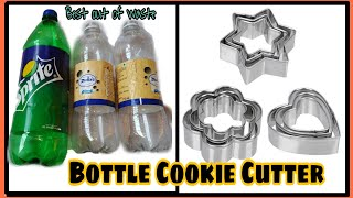8 Types Of Cookie Cutter From Plastic Bottle|Best Out Of Waste Ideas | Bottle Craft |SS Craft Mantra