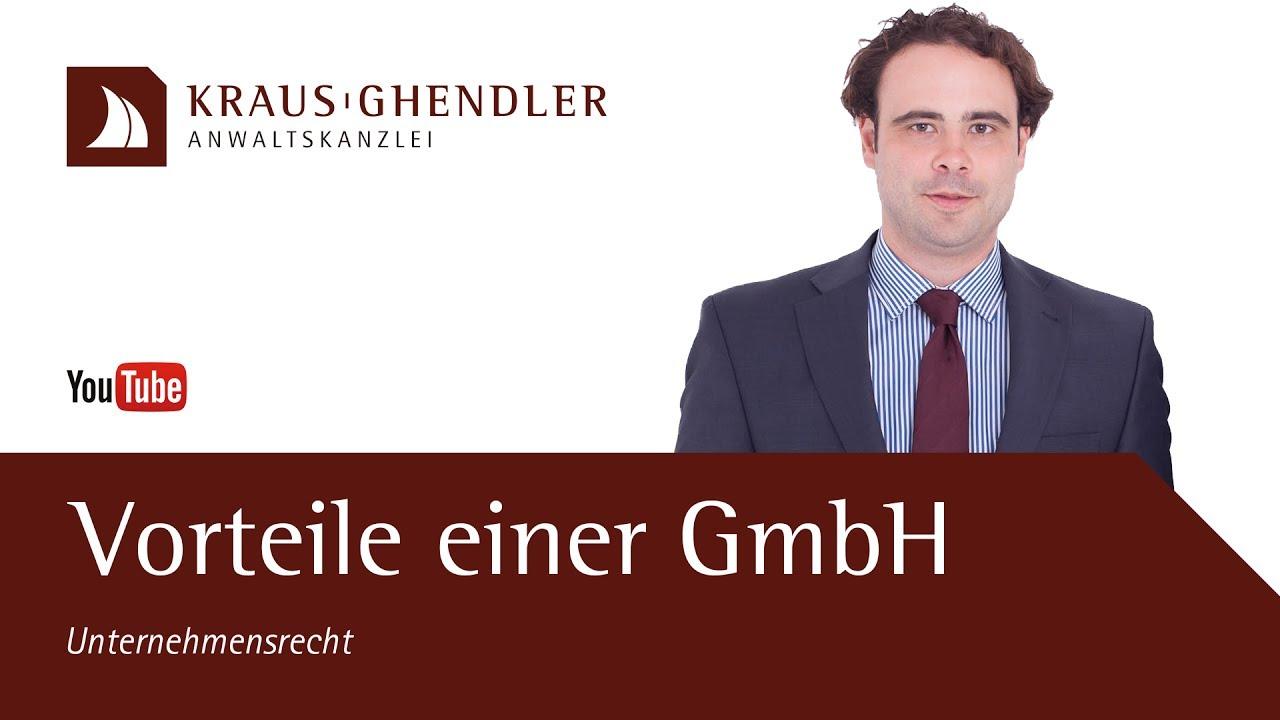 Vorteile GmbH: Diese 5 Gründe sprechen für die Gründung einer GmbH