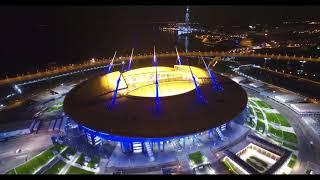 Стадионы к ЧМ 2018 (World Cup 2018 Russia)