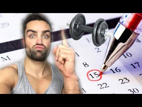 Die Öbungen für die Abmagerung und die Verstärkung der Muskeln des Rückens