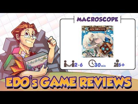 Edo's Macroscope Review