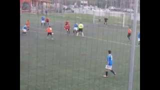 preview picture of video 'Campionato dilettanti di Prima  categoria girone C Accademia Calcio Roma-Nazzano.'
