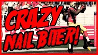 CRAZY LAST SECOND NAIL BITER! - Madden 16 Ultimate Team Gameplay | MUT 16 XB1 Gameplay