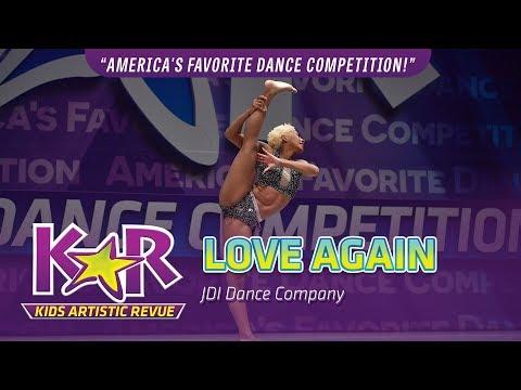 """Love Again"" from JDI Dance Company"