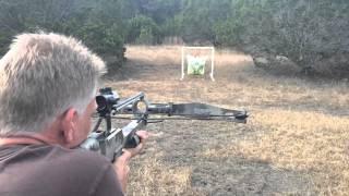 Devastator Crossbow - Slow Motion
