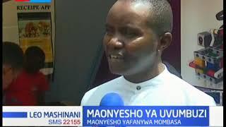 Awamu ya pili ya maonyesho ya uvumbuzi yaanza Mombasa