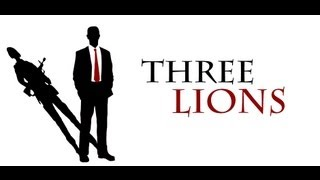 Three Lions (Part One) - Blood On The Screen