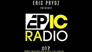 Eric Prydz  Pryda   ID EPIC Radio 017
