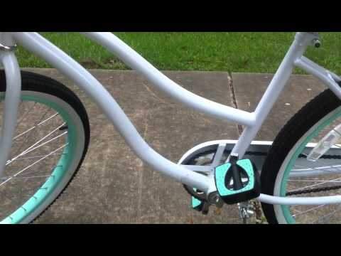 Huffy Beach Cruiser Bike REVIEW