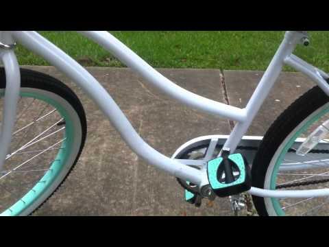 Huffy Beach Cruiser Bike REVIEW