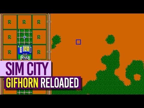 SIM CITY [PC] [1989] [016] - Neue Stadt mit allen Tricks