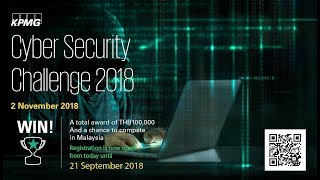 Cyber Security Challenge 2018