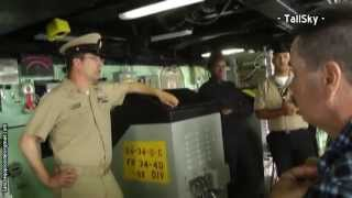 preview picture of video 'US Navy: Tour USS San Diego (LPD-22) Welcome Aboard! A 30 Minute Walk-thru in HD!'