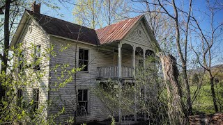 Beautiful 138 Year Old Abandoned House In The Blue Ridge Mountains