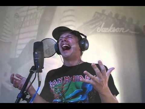 Ария - Ангельская пыль (Vocal re-recorded(Jugulator))