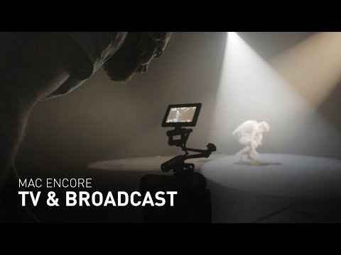 Lighting for TV and Broadcast - MAC Encore Performance