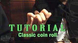 coin roll Magic trick  Revealed  feat.Henrik Harlaut -Julien Magic