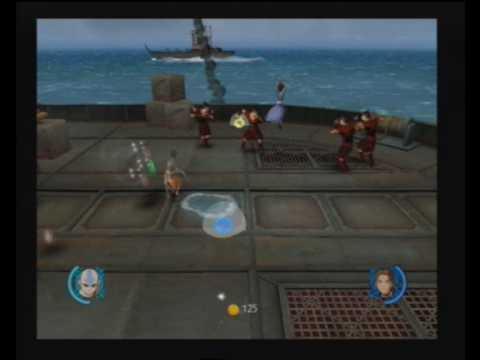 Avatar : Le Dernier Maître de l'Air : Into the Inferno Nintendo DS