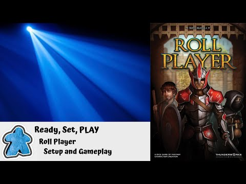 Spotlight - Roll Player Overview and Review
