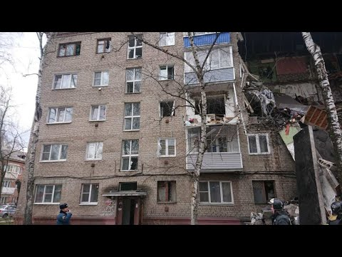 1 dead, 4 injured in gas explosion at Moscow region apartment building