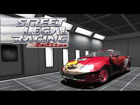 STREET LEGAL RACING: REDLINE - Обзор!