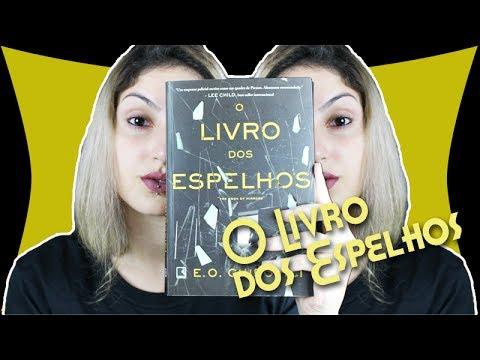 O Livro dos Espelhos, de E. O. Chirovici | RESENHA