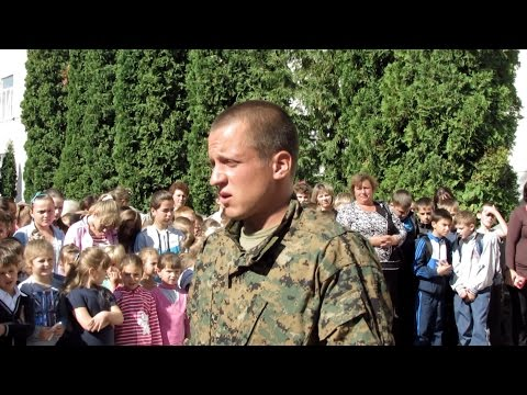 Warrior.Зустріч з воїном АТО Олегом Ляховичем.Скалат Тернопілля