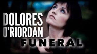 DOLORES O'RIORDAN FUNERAL video