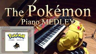 The Pokemon Piano MEDLEY