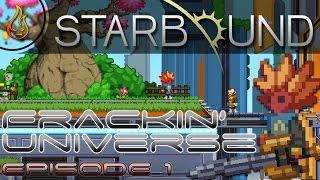 Starbound Frackin Let's play EP01