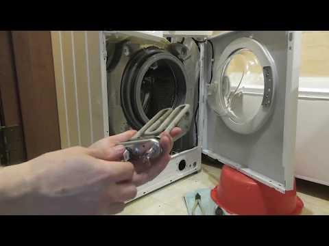 Ремонт стиральной машины Hansa своими руками