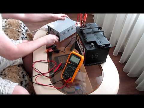 Зарядное устройство Maxinter Plus 10 A