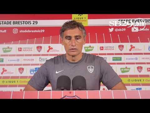 Bordeaux - Brest | Conférence de presse d'avant-match