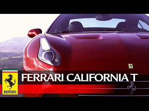 Ferrari California T premiere