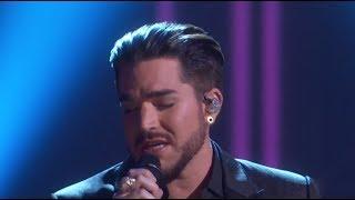 """Believe"" Adam Lambert Honors Cher Dec. 2, 2018 HD"